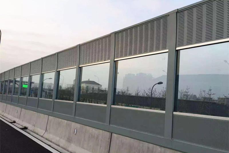 桥梁隔音墙